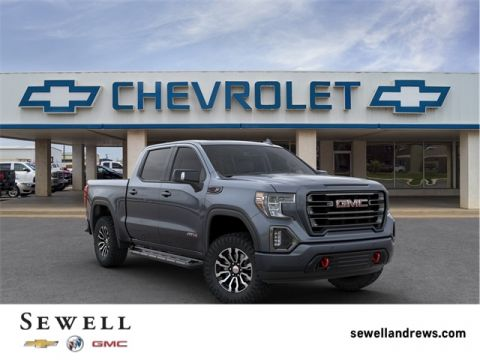 New 2020 GMC Sierra 1500 AT4 4WD 4D Crew Cab