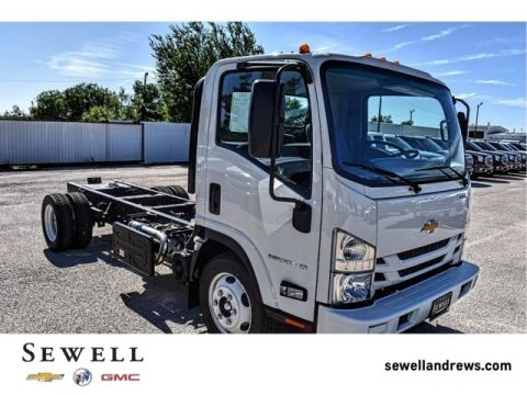 2019 Chevrolet Low Cab Forward 5500HD